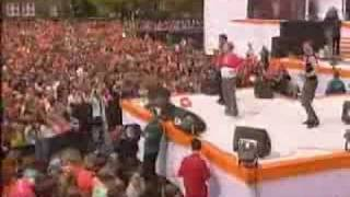 Lasgo - Something ( Live ) @ Koninginnedag 2005