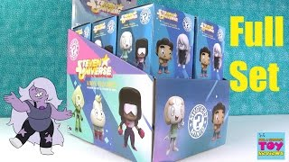 Steven Universe Funko Mystery Minis Vinyl Figure Blind Box Unboxing Review | PSToyReviews