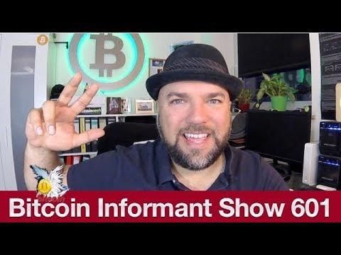 #601 Waves Preis Crash, Staatsanleihen in Bitcoin & Geld, das aus dem Nichts kommt