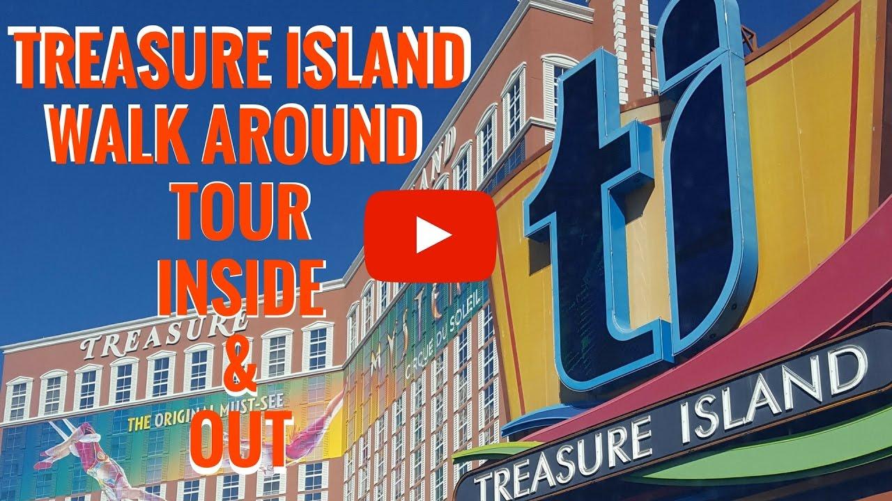 Treasure Island Youtube Las Vegas