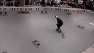 """Wellington Bowl A Rama' New Zealand skateboard contest 2009"