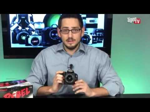 Canon EOS Digital Rebel XS with 18-55mm Lens