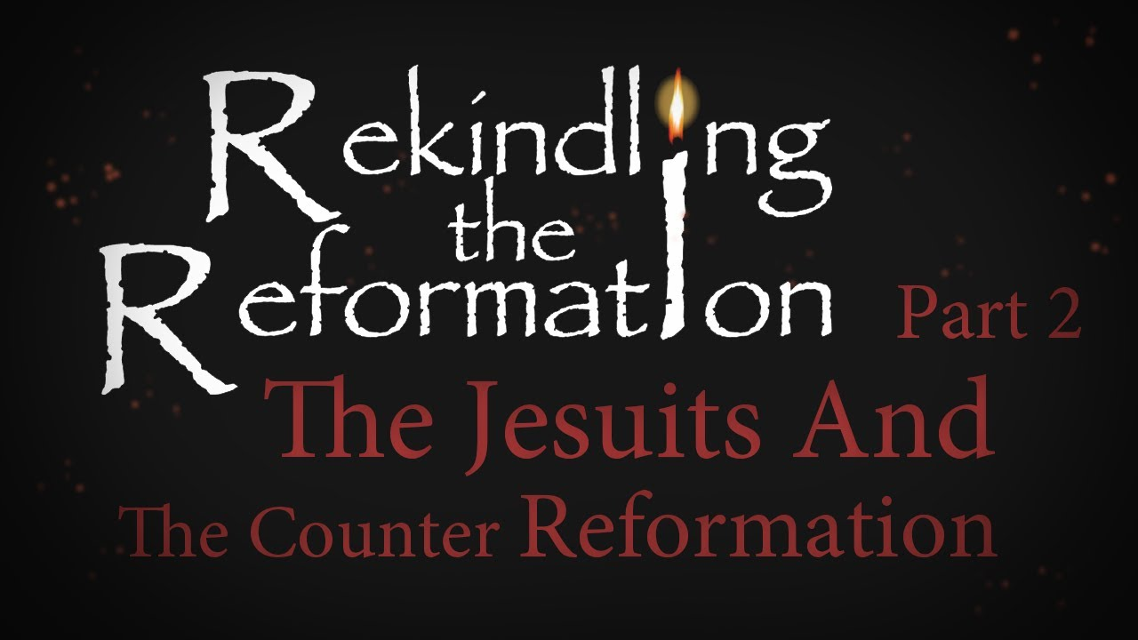 939 - The Jesuits and the Counter Reformation Part II / Rekindling the Reformation - Walter Veith