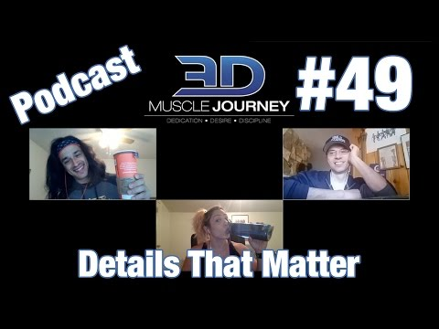 3DMJ Podcast #49: The Details That Matter