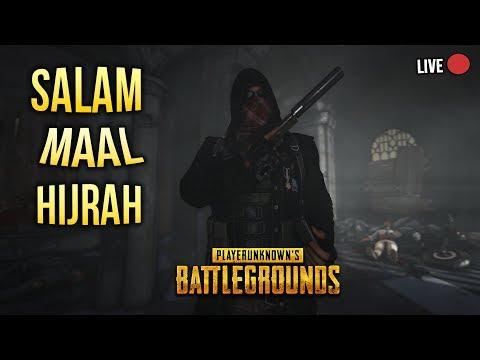 🔴(Live) SALAM MAAL HIJRAH ! (PUBG Malaysia) - PLAYERUNKNOWN'S BATTLEGROUNDS with Ukiller