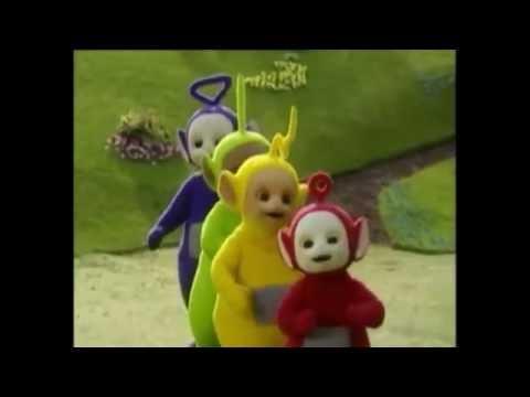 Teletubbies Dance Cover - Kun Anta