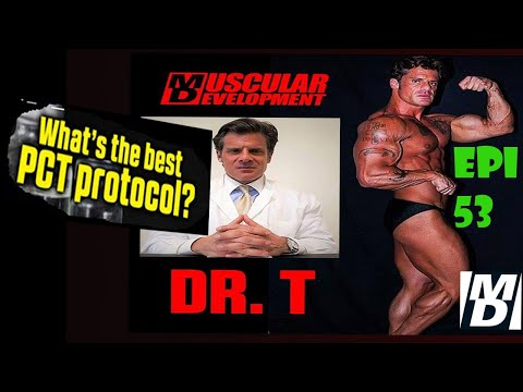 WHAT IS THE BEST PCT PROTOCOL? ASK DR  TESTOSTERONE   EPISODE 53