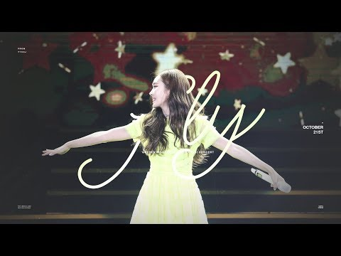 [FANCAM] 181021 Jessica - Fly (Beatrappa Remix) @ 'Golden Night' mini concert in Taiwan