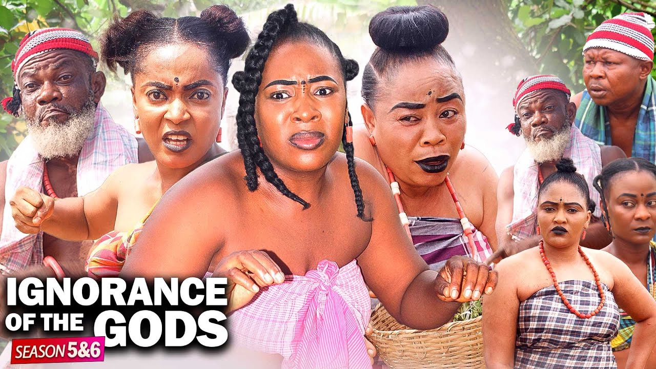 Download IGNORANCE OF THE GODS PART 5 (New Hit Movie) 2021 LATEST NIGERIAN VILLAGE MOVIE/ NOLLYWOOD MOVIE