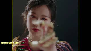 (G)I-DLE - LION (Queendom) (韓/中/羅馬拼音/Color coded)