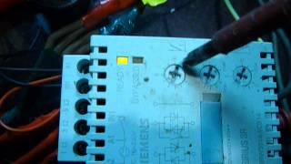 видео устройство плавного пуска siemens