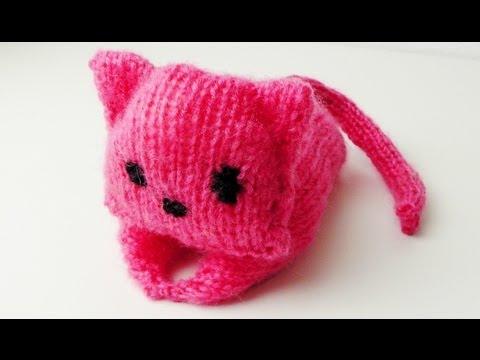 Amigurumi Kitty knitting pattern