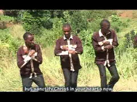 Download A.I.C CHANGOMBE VIJANA CHOIR - JIWE NDIO NANI?