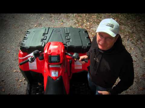 Polaris Sportsman X2 Test Ride