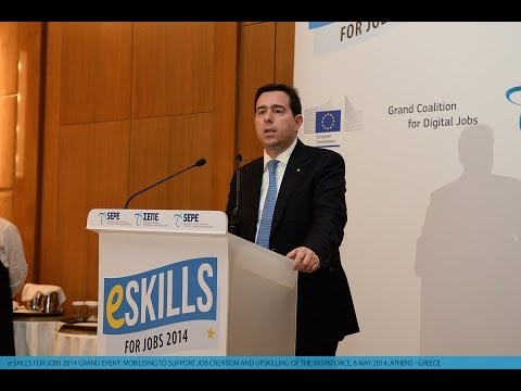 Keynote speech by N. MITARACHI, Deputy Minister of Development & Competitiveness,Greece