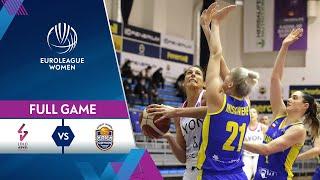 LDLC ASVEL Feminin  v VBW Arka Gdynia - Full Game - EuroLeague Women 2020-21