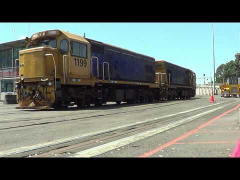 DBRs 1199 1226Ports of Auckland