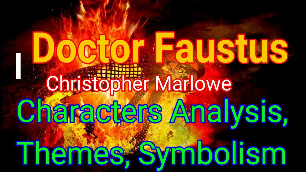 dr faustus as a tragedy summary