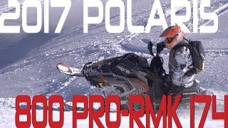 STV 2017 Polaris 800 PRO-RMK 174