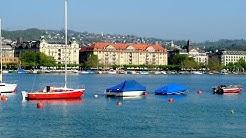 Zürich - sehr schöne Bilder vom Stadtrundgang + Schiffsfahrt