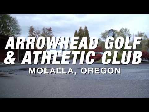 INB Road Trip. Arrowhead Golf Club - Molalla, OR