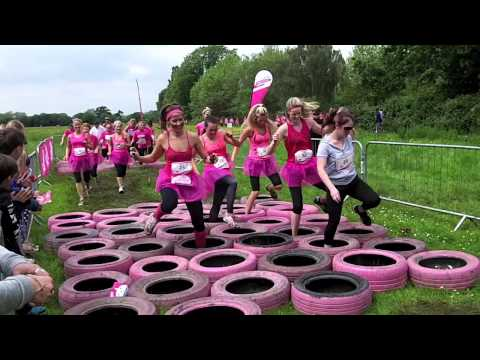 Pretty Muddy Reading 2014   Race for Life