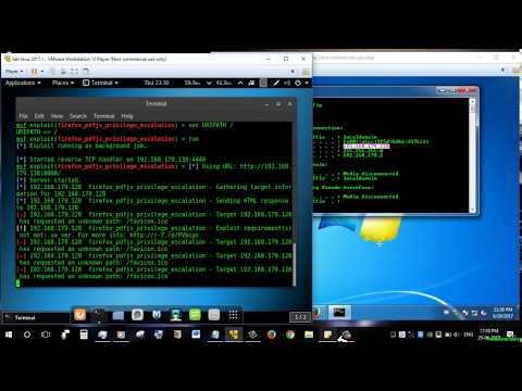 How A Windows Can Be Compromised(Hacked) Just By Clicking A Link -solutionrider