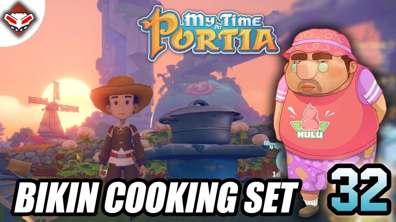 Bikin Cooking Set My Time At Portia Indonesia 32 Youtube