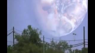 В Усть - Каменогорске неподалеку после торнадо образовался шар!