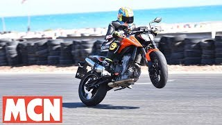 KTM 790 Duke | First Rides | Motorcyclenews.com