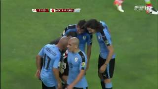 Mexico vs Uruguay 3-1 Copa America full Highlights 06/06/2016 !!!