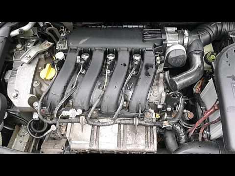 Двигатель Renault для Megane II 2002-2009;Scenic 2003-2009