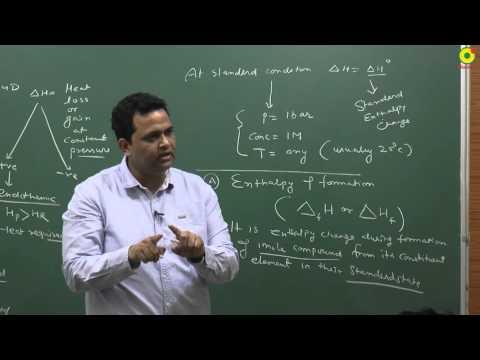 THERMOCHEMISTRY-01 | NV SIR( B.Tech. IIT Delhi) | IIT JEE MAIN + ADVANCED | AIPMT | CHEMISTRY