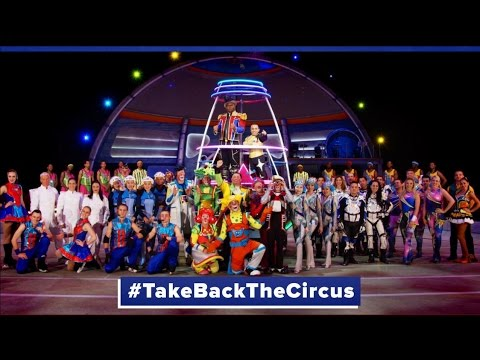 Take Back The Circus - The Circus Wants The Circus Back.