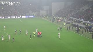 Sassuolo Vs JUVENTUS    Invasione/CR7