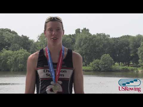 2019 USRowing U17/U15 National Championships Sunday Feature Video