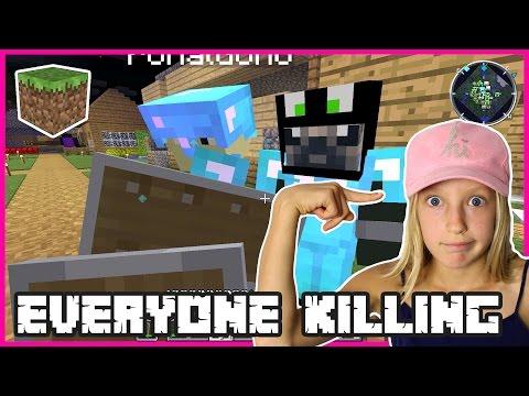 Everyone is KILLING | Minecraft