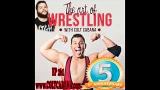 5th Year Anniversary - Art of Wrestling Ep 261 w/ Colt Cabana