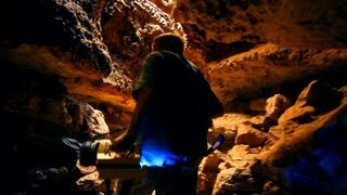 Urban Exploration: Apache Death Caves and Two Guns Ghost Town - AZ
