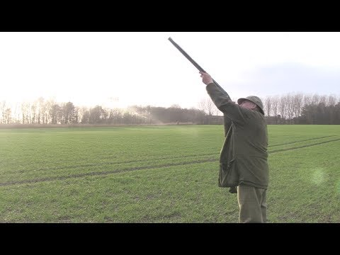 The Shooting Show -- Burton Agnes pheasant shoot and highland red stag stalking