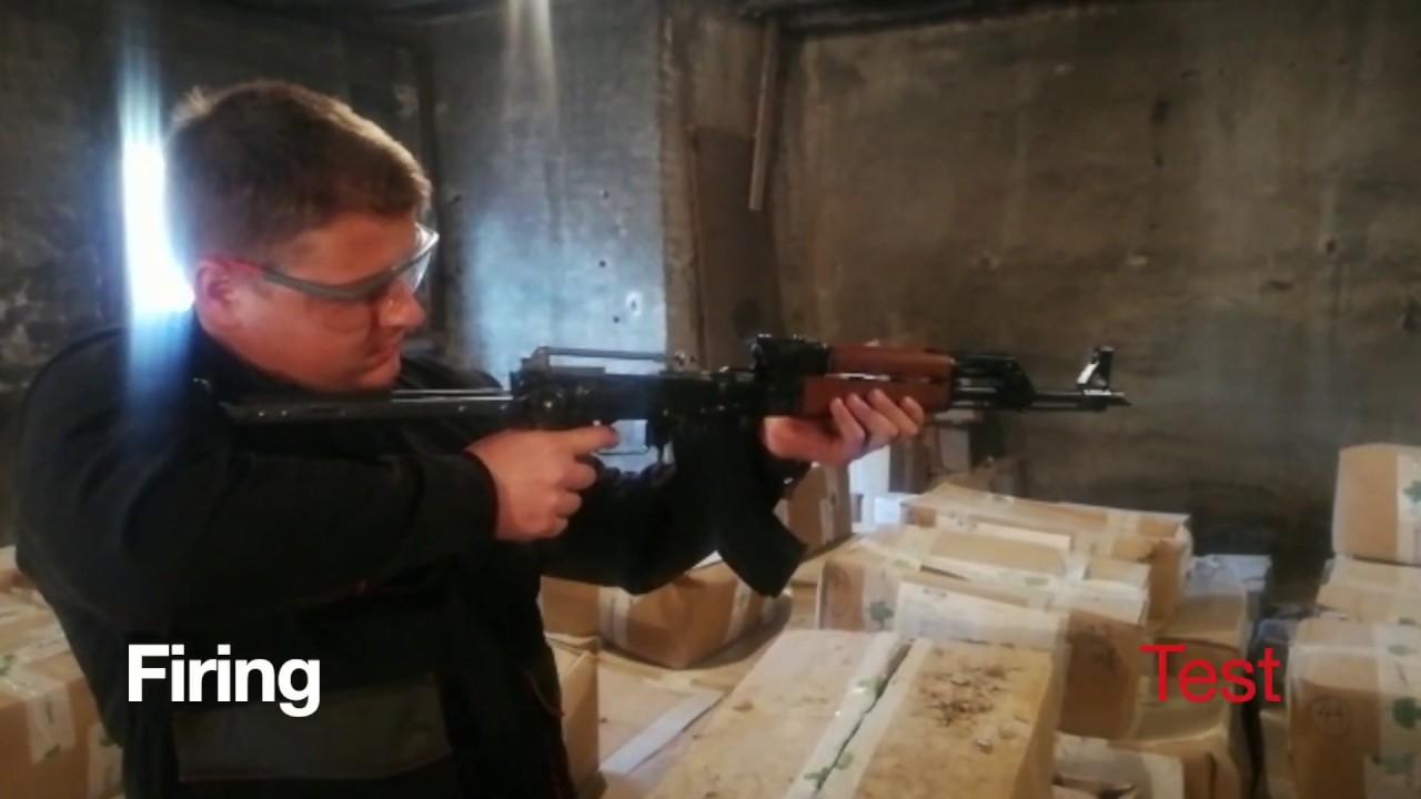 AK-47  22LR Conversion Kit