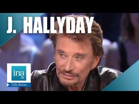 Johnny Hallyday dans Tout Le Monde En Parle   Archive INA