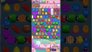 Candy Crush Saga Level 715 - NO BOOSTERS