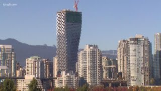 """Trio of buildings marks """" new era"""" in Seattle"""