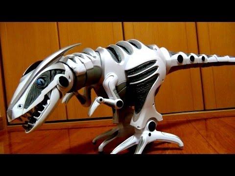 RoboRaptor 恐竜ロボット ラジコンロボザウルス これはすごい!!