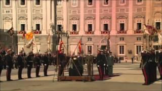 Himno Nacional de España - Guardia Real - Spanish National Anthem