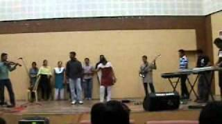 Download Hindi Video Songs - Paadum Office 2011 -Infosys Band Performing Andhi Mazhai.
