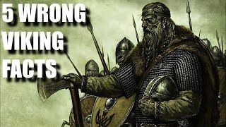 5 Things They ALWAYS get wrong about the VIKINGS