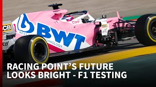 The future's bright for Racing Point - F1 2020 testing - DAY 1 | Talking Points