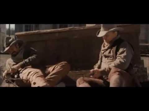 kevin kostner and robert duvall gunfight from open range